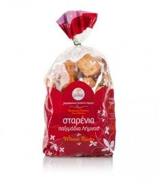 "Fancy - ""Hrysafis"" small wheat rusks 600g"