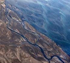 Stunning Aerial Photos Of Icelandic Rivers From Above » FREEYORK