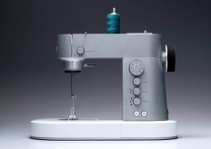 sewing machine by Susanne Eichel | Product Design | Pinterest