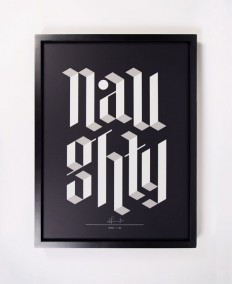 25 Nice Typography & Lettering Designs