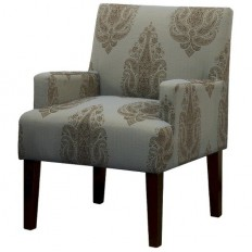 Dolce Arm Chair – Neutral Ikat : Target