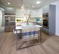 728 Bloomfield Kitchens - industrial - Kitchen - New York - Brunelleschi Construction