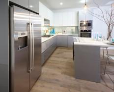 728 Bloomfield Kitchens - contemporary - Kitchen - New York - Brunelleschi Construction