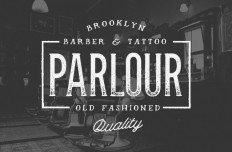 Brooklyn barber & Tattoo Parlour on Inspirationde