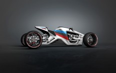 Roadcarver a four-wheeled motorcycle on Industrial Design Served