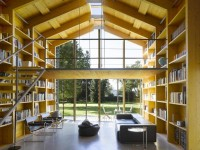 The Cool Hunter - Nobis House - Minimalist Boathouse Residence Near Munich, Germany