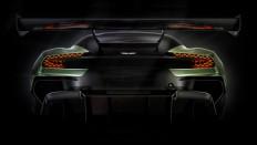 Aston Martin Vulcan - Car Body Design