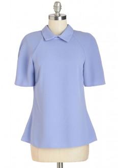 Soft-Wear Professional Top | Mod Retro Vintage Short Sleeve Shirts | ModCloth.com