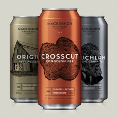 Branding / MacKinnon Brothers Brewing Co.
