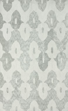 RugStudio presents Nuloom Hand Hooked Honor Light Grey Hand-Hooked Area Rug