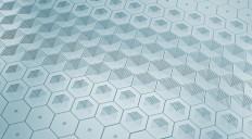 Concrete Tiles - Gradient on