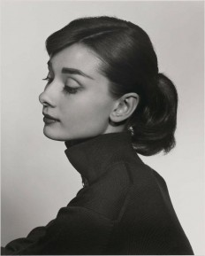 Audrey Hepburn photographed by Yousuf Karsh. | the greats | Pinterest