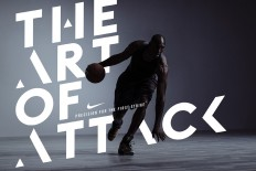 Kobe X — The Art of Attack on
