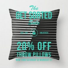 20% OFF THROW PILLOWS!! by Metron | Society6