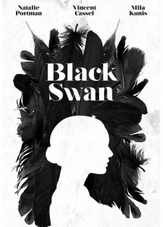 Black Swan – True Detective intro / movie posters selection on Inspirationde