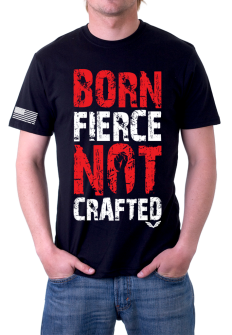 Born Fierce Not Crafted – Abaddon Union