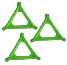 ARK's Tri-Chew XT Green (3 Pack)-The Sensory Kids Store