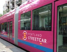 Brand New: New Logo for Portland Streetcar by Spoke