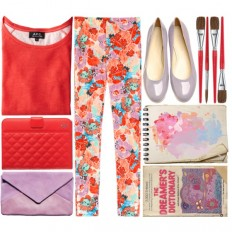 Watercolor - Polyvore