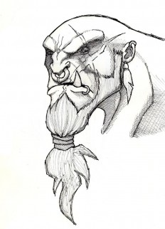 orc__s_face_by_blondinfrenchtouch-d5mlruq.jpg (759×1053)