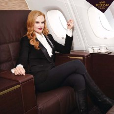 Nicole Kidman Is The New Etihad Brand Ambassador - Luxuryes
