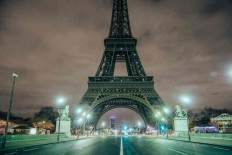 Paris Without the People by Genaro Bardy