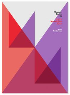 Maniac marc Poster Novembre by Quim Marin... - Quim Marin Portfolio