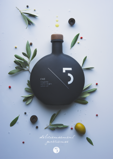 Pierrick Allan – Five Olive Oil on Inspirationde