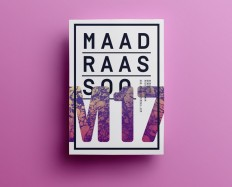Maad Raas Soo M17 Poster design on Inspirationde