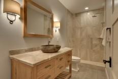 Luxury Bath - transitional - Bathroom - Minneapolis - Divine Custom Homes