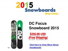 Perfect snowbords 2015 collection online + free shipping