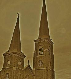 church by Howard Lee