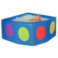 Somatron Vibro-Acoustic Ball Pool-The Sensory Kids Store