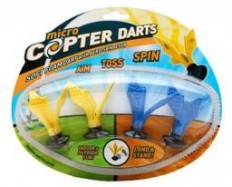 OgoSport MIcro-Copter Darts-The Sensory Kids Store
