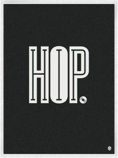 Hip Hop Music Poster by Christopher David Ryan on Inspirationde