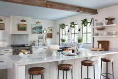 101 Inspiring Kitchen Designs   Ideas For Country Kitchens Decorating And  Pictures