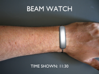 Beam Projector Watch Design | Tokyoflash
