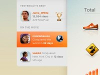 Nike Leaderboard by Ray Sison