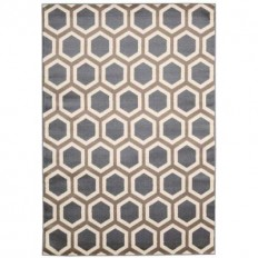 Nourison Nova Grey 7 ft. 10 in. x 10 ft. 6 in. Area Rug - 274830 - The Home Depot