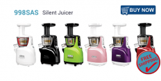 Give your body the needed vitamins and minerals with Kuvings Fruit Juicers Australia