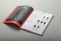 Editorial Design Inspiration: Rabona Magazine | Abduzeedo Design Inspiration