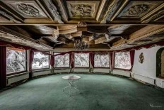 Abandoned Hotels of Europe by Thomas Windisch