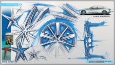 Automotive Exterior - Wheels by Marc Spindler at Coroflot.com