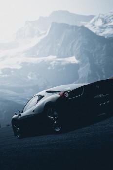 Ferrari Italia on Inspirationde