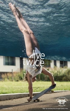 Mexican Transplant Association: Live twice on Inspirationde