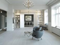 Dinesen Showroom in Copenhagen | Trendland