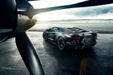 Black car by philipp rupprecht on Inspirationde