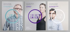 Brand New: New Logo and Identity for Australian Cancer Research Foundation by RE: