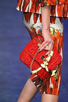 tout mode — pradaandgabbana: Dolce & Gabbana Spring 2012...