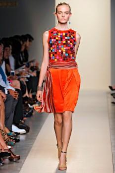 tout mode — pradaandgabbana: Bottega Veneta Spring 2012